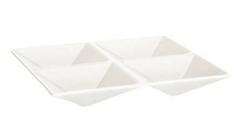 iittala Lokerovati 24x24 cm hvid