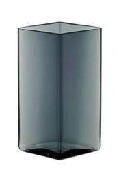 iittala Ruutu vase 115x180 mm Grå
