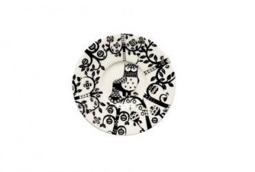 Iittala Taika Espressounderkop 11 cm sort