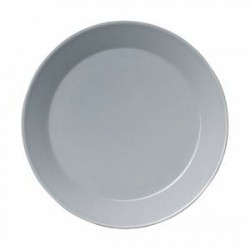 iittala Teema perlegrå lille 12 tallerkener (17 cm)