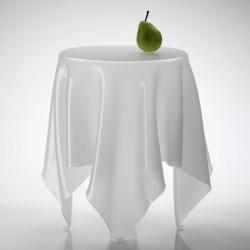 Illusion bord (hvid)