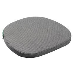 Included Middle hynde i tekstil - R4 Flid - Grå/grøn