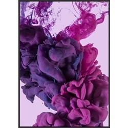 INKED; Mushroom Cloud Purple