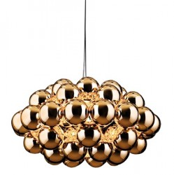Innermost Beads Octo tagpendel - Copper