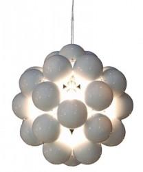 Innermost Beads Penta tagpendel - White