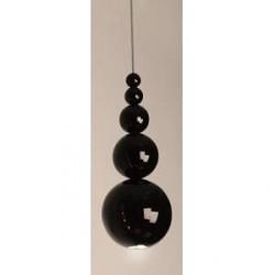 Innermost Bubble tagpendel - Black