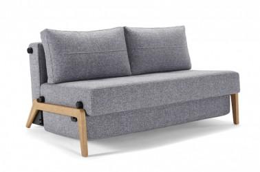 Innovation Cubed Deluxe 140 Sovesofa Granit grå