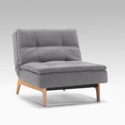 Innovation Dublexo Loungestol - Charcoal