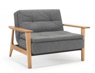 Innovation Dublexo Loungestol Koksgrå