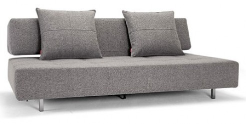 Innovation Long Horn Excess Grå - Sovesofa