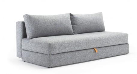 Innovation Osvald Sovesofa Granit grå