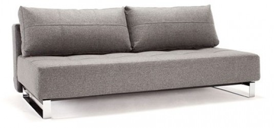 Innovation Supremax deluxe Sovesofa ? Twist charcoal