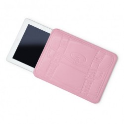 Ipad hylster (shopperholic/pink)