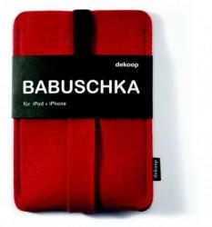 Iphone taske (rØd)