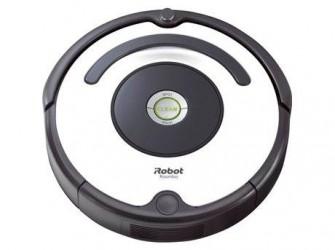 iRobot Roomba 675 Robotstøvsuger - Timer-funktion - Rengør op til 90 min. pr. opladning - Kan styres via app