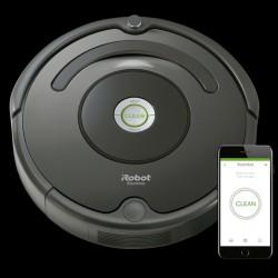 iRobot Roomba 676 robotstøvsuger