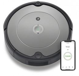 Irobot Roomba 694 Robotstøvsuger - Sort/sølv