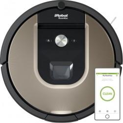 Irobot Roomba 966 Robotstøvsuger - Sølv