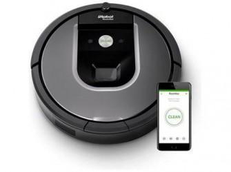 iRobot Roomba 975 Robostøvsuger - Arbejdstid: 90 minutter - Kan styres via app