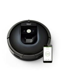 Irobot Roomba 981 Robotstøvsuger - Sort