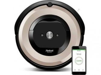 iRobot Roomba E5152 Robotstøvsuger - Arbejdstid: 90 minutter - Kan styres via app - Vaskbar støvbeholder