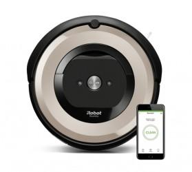Irobot Roomba E5152 Robotstøvsuger - Sort/sølv