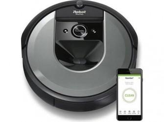 iRobot Roomba I7150 Robotstøvsuger - Arbejdstid: 75 minutter - Kan styres via app
