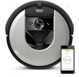 Irobot Roomba I7150 Robotstøvsuger - Sort/sølv