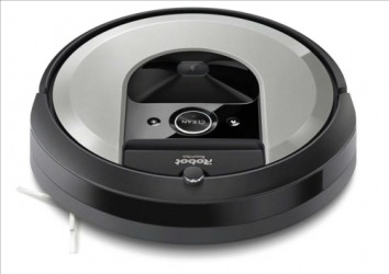 Irobot Roomba I7156 Robotstøvsuger - Sølv