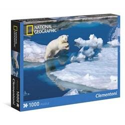 Isbjørn puslespil - 1000 brikker