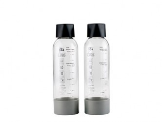 iSi Flasker Twist & Sparkle 2-pack 950ml