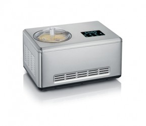 Ismaskine med Kompressor Yoghurtfunktion 2L