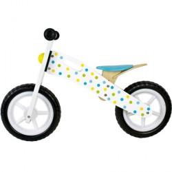 Jabadabado Balancecykel Blå