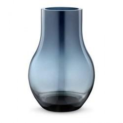 Jensen Georg Jensen Cafu Vase 30cm Blå Glas