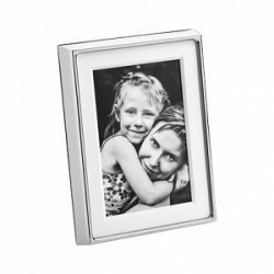 Jensen Georg Jensen Deco Fotoramme 10x15 cm Rustfri Stål