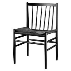 Jørgen Bækmark stol - J80 - Sort