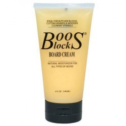 John Boos Skærebrætsolie Boos Block Board Cream