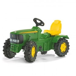 John Deere traktor med pedaler.