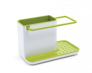 Joseph Joseph Caddy opvaskeopbevaring hvid/grøn - 21 cm
