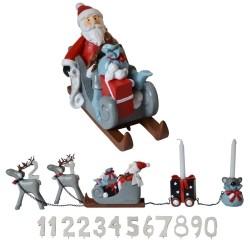 Juletog med tal - Kids By Friis