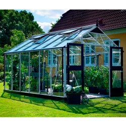 Juliana drivhus - Premium - 8,8 m² - Alu