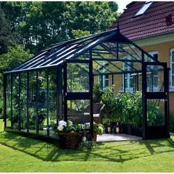 Juliana drivhus - Premium - 8,8 m² - Antracit