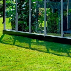 Juliana drivhus-sokkel til Premium 13,0 m2 drivhus