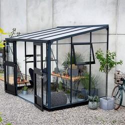 Juliana drivhus - Veranda - 6,6 m²