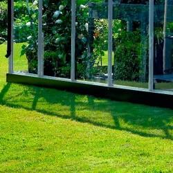 Juliana drivhussokkel til Premium 10,9 m2 drivhus