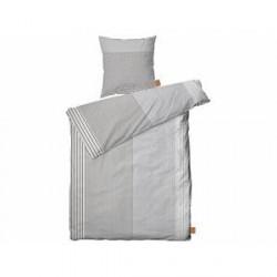 Juna Shirt Sengetøj Sort 140 x 200 cm