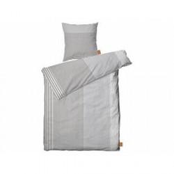 Juna Shirt Sengetøj Sort 140 x 220 cm
