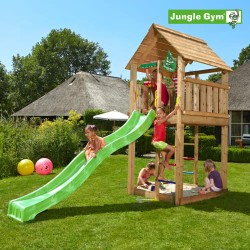 Jungle Gym Cabin Legetårn