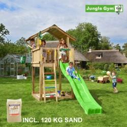 Jungle Gym Chalet legetårn