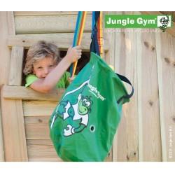Jungle Gym hejsesystem med spand